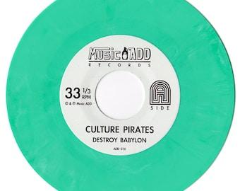 """Destroy Babylon - Culture Pirates 7"""""""