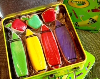 Crayolla Sugar Cookies