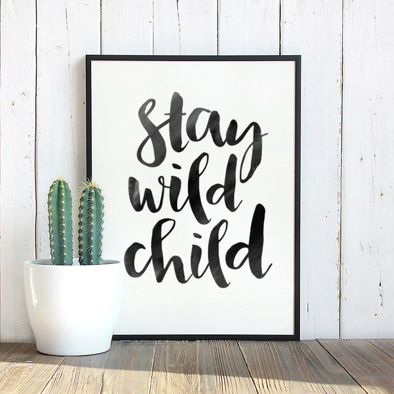 Printable quotes kids room print printable wall art kids for Inspirational quotes for kids room