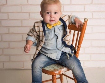 Bow tie, little man bow tie, photo prop