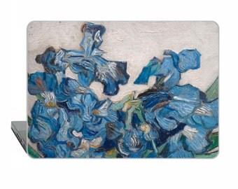 Macbook case 2016 Pro 13 vintage macbook Van Gogh Irises 12 Case MacBook Air 13 Case Macbook Pro 15 Retina Macbook 11 classic art Case Hard