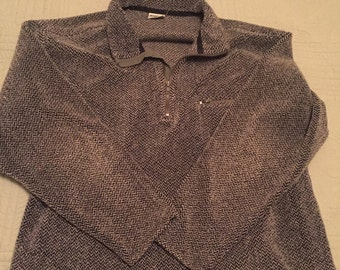 Men's Columbia Long Sleeve Quarter Zip Sweater