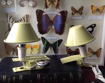 LAMPS CLIP VINTAGE