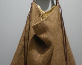 The Little Saddle Bag