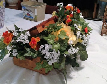 Floral Book Boxes
