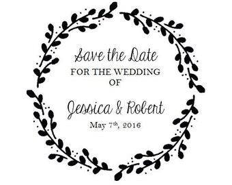 Printable Wedding Save The Date