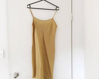 90s Party Slip Dress