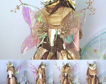 Custom Faerie Costume
