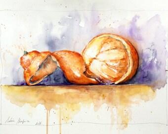Watercolour original