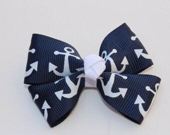 Anchor Hair Clip-Baby Hair Clip