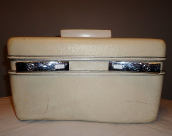 Vintage Sears Courier Train Case