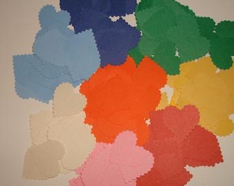 """Paper Heard Confetti Multi color 200 pcs., 1"""""""