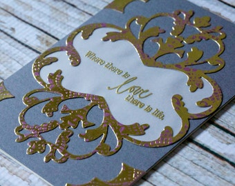 Wedding Card, Engagement Card