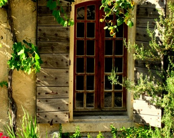 A French Door in France