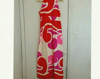Bullock's Wilshire 1960's dress