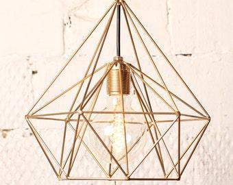 Lamp Brilliant Gold