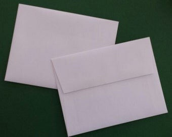 Blank white Envelopes, Plain White Envelopes, Size A-2, (250)