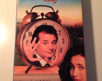 Groundhog Day VHS