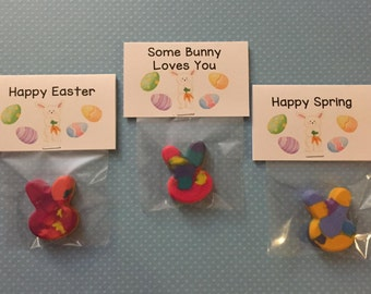 Some Bunny Loves You Crayons Easter Bunny Crayons