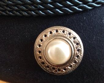 Vintage costume pin