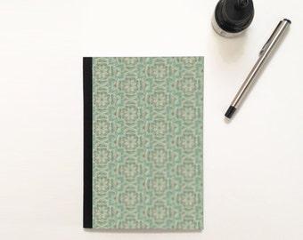 """Notebook """"Green Kaleidoscope"""""""