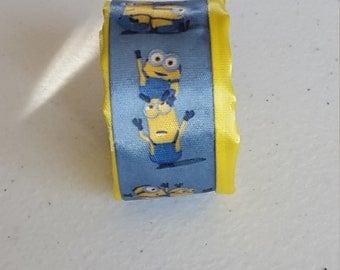 Minions  slap bracelet