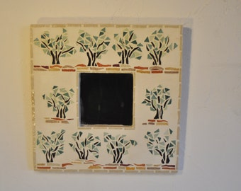 FARANDOLE of olive trees in PROVENCE