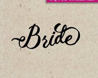 "Shop ""bride svg"" in Bookbinding & Printing Supplies"
