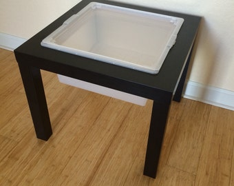 SENSORY BIN table for play, original