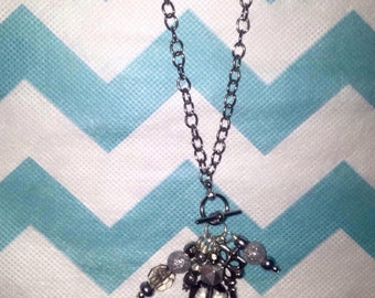 Toggle and clasp Necklace