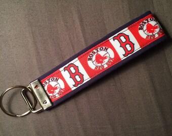 Boston Red Sox keychain, keyfob
