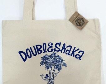 Double Shaka Tote