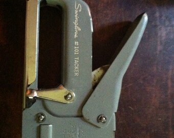 Vintage swingline stable gun called tacker 101