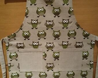 Offer!Child's linen apron