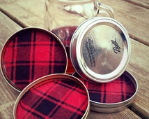 Mason Jar Coasters set of 4