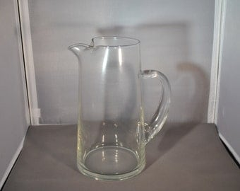 Glass Water/Ice Tea Pitcher