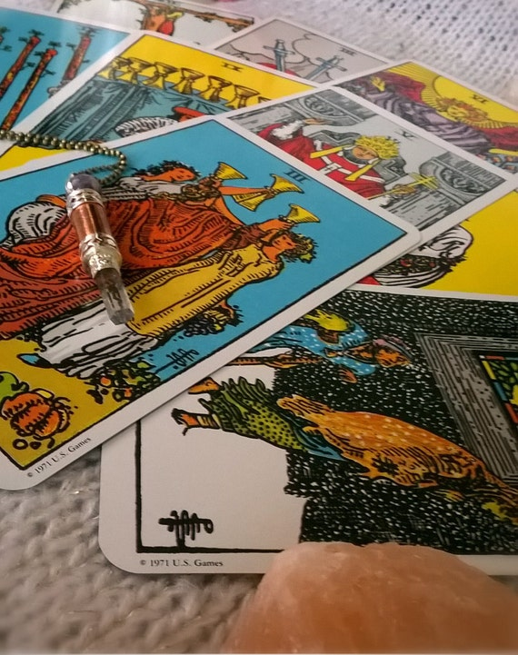 11 Card 1 Question Detailed Yes/No Tarot Card By