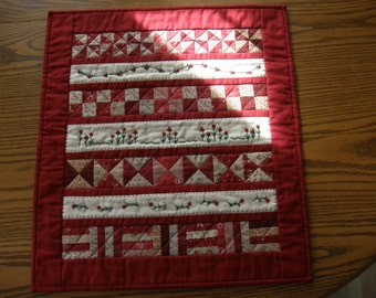 Quilted Garden Wallhanging