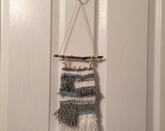 Stardust - weave wall hanging