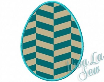 Instant download, Easter Egg , Embroidery design, Applique