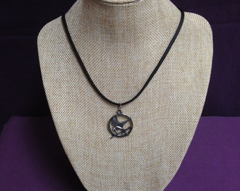 The Hunger Games Mockingjay Necklace