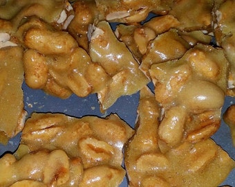 6oz Peanut Brittle