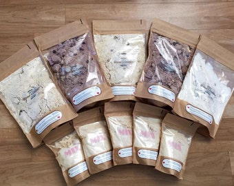 LACTATION Raspberry Ripple Cookie Mix- For Breastfeeding Mums