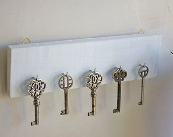 key holder key rack key board hook board palett wood