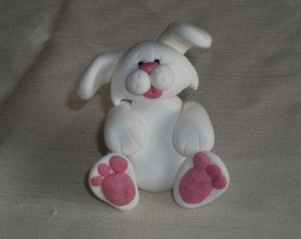 FIMO Bunny Figurine