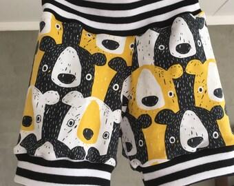 Bear shorts made to order 0-6