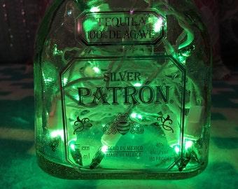 Patron - Bottle Lamp