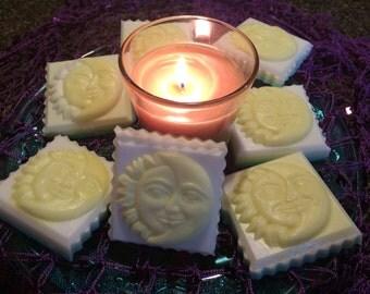 Aquarius Jasmine Soap