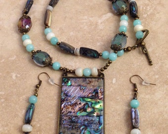 Abalone & Mother of Pearl