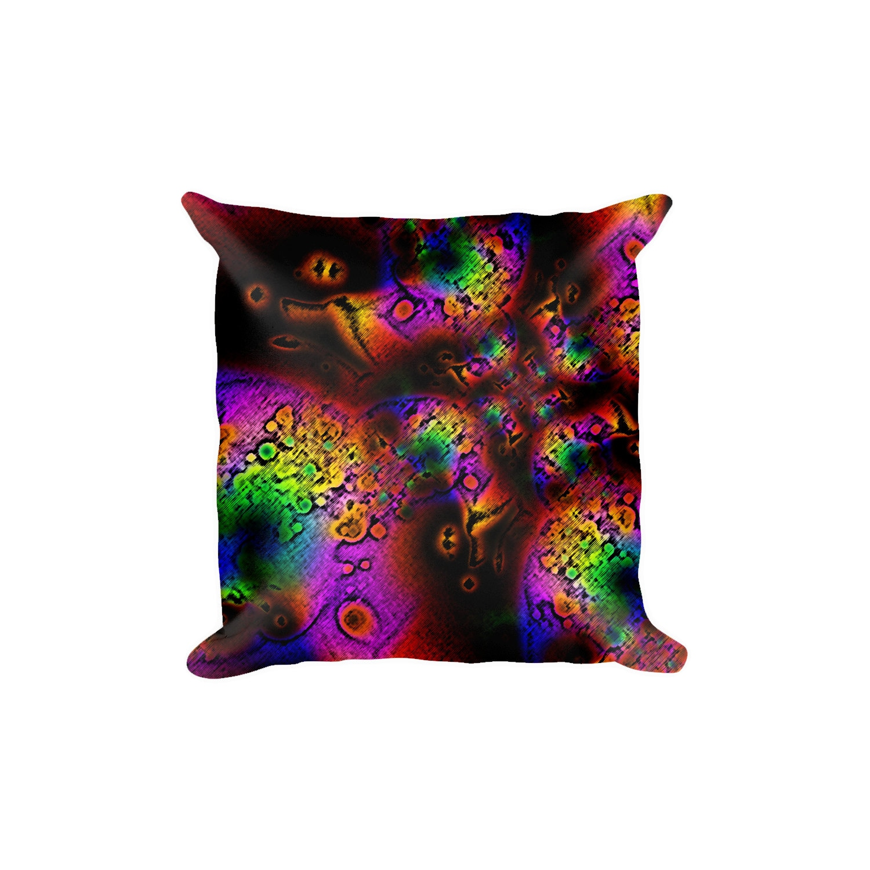 Unique Decorative Pillows : Designer Throw Pillow Decorative Pillow Artsy by LikeIguanaArt